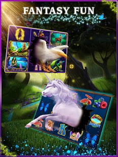 Unicorn Mobile Free Slot Game - IOS / Android Version