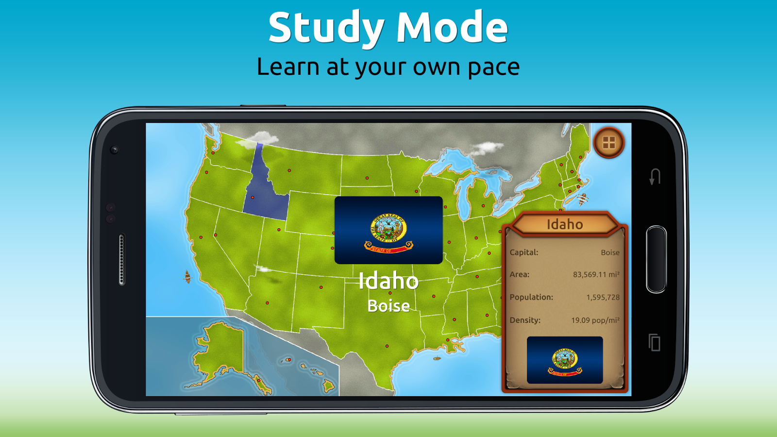 GeoExpert - USA Geography Screenshot 2