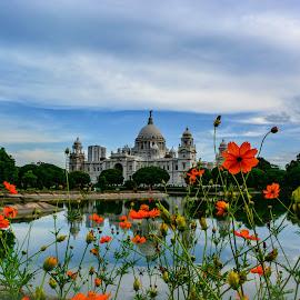 Victoria Memorial, Kolkata by Arindam Patra - Landscapes Travel