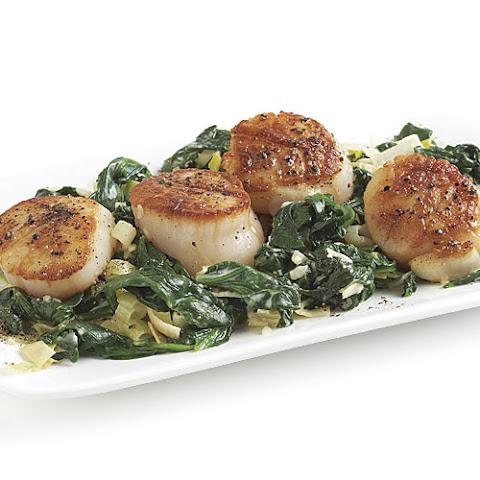 Shrimp, Leek, and Spinach Pasta Recept | Yummly