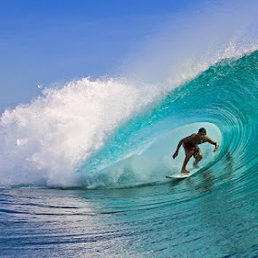 Bali by Trevor Murphy - Sports & Fitness Surfing ( water, bali, surfing )
