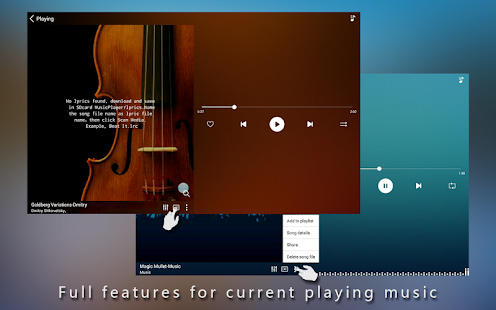 Free Download Music Player for Android-Audio APK for Samsung