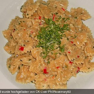 Farfalle Pasta Sauce Recipes