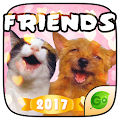 App Keyboard Sticker Pet Friends apk for kindle fire
