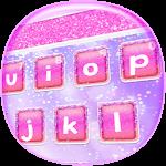 Pink Glitter Icon