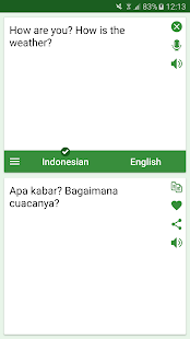 Indonesian - English Translato for pc