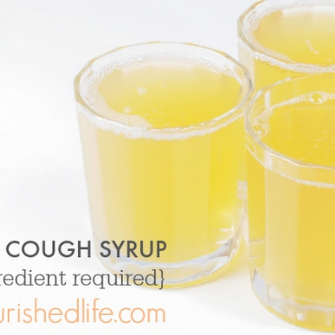 Homemade Cough Syrup Recipe with Pineapple Juice