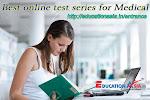 Best online test series for Medical