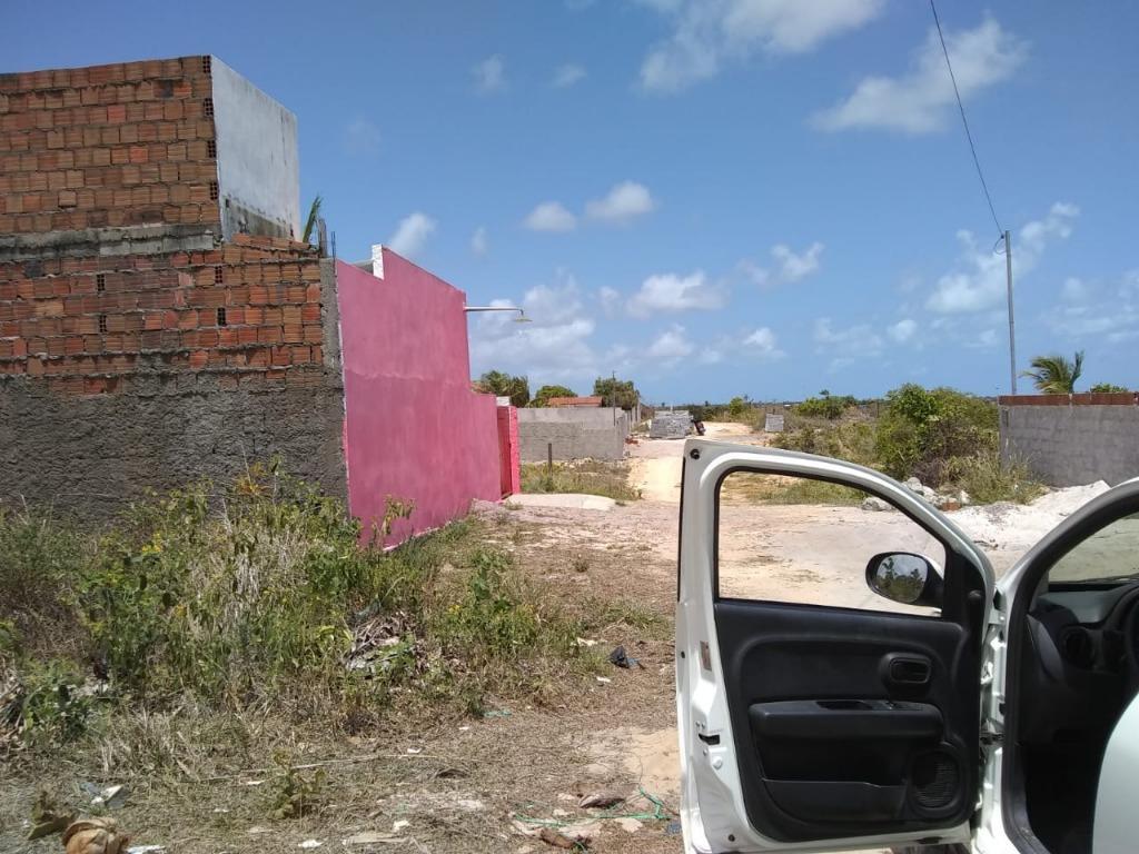 Terreno à venda, 1.440 m² por R$ 200.000 - Cidade Balneária Novo Mundo I - Conde/PB