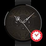 Art Nouveau watchface by Pluto Icon