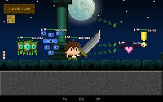 Screenshot of Tiny Dice Dungeon