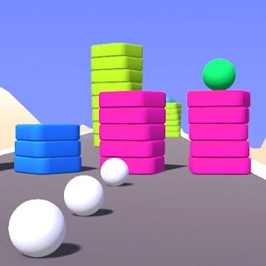 Stacky Road 3D For PC (Windows & MAC)