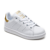 Adidas Stan Smith - Lace Trainer VELCRO