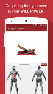 Abs Workouts & Exercises Pro- screenshot thumbnail