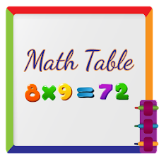 Math Table