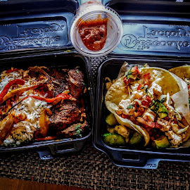 Mex Mix by Carlo McCoy - Food & Drink Plated Food ( plated, all ethnics, broiled, creative foods, steamed, seared, baked, multicultural, grilled )