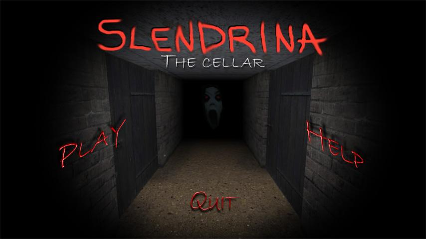 Slendrina: The Cellar Screenshot 0