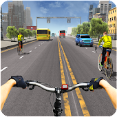 Bicycle Racing & Quad Stunts