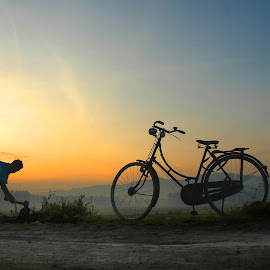 by Harry Hariyantodk - Transportation Bicycles