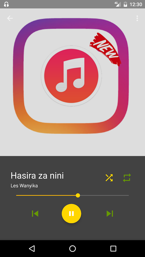 Music Player PRO Screenshot 1