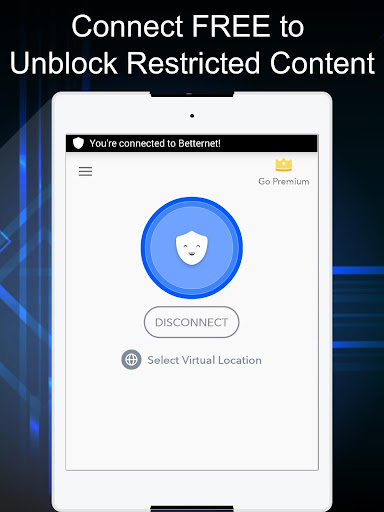 VPN Free - Betternet Hotspot VPN & Private Browser screenshot 6