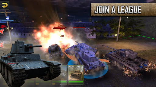 Tank Generals - screenshot