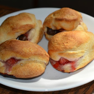 Pillsbury Strawberry Chocolate Chip Biscuits