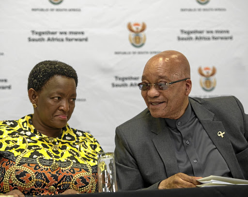 Zuma apologises unreservedly to all South Africans following social grants saga