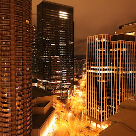 by Michael Almond - City,  Street & Park  Skylines
