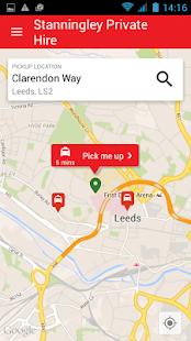 Stanningley Private Hire - screenshot