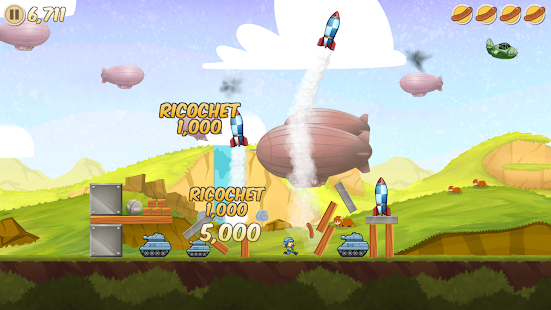 Sausage Bomber- screenshot thumbnail