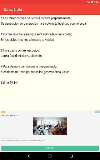 Santa Biblia Gratis screenshot 19