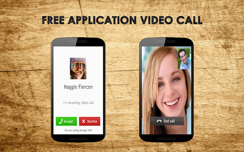 Video Call Text - screenshot