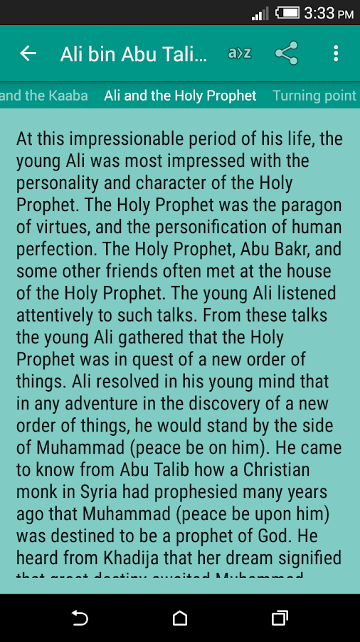 Stories of Sahaba Screenshot 3