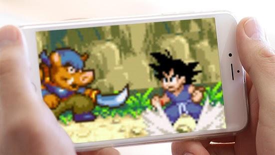 Super Goku Advanced APK for Bluestacks
