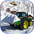 Winter Snow Rescue Excavator APK for Bluestacks