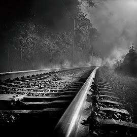 by Vitor Sousa - Black & White Landscapes