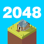 Age of 2048: Civilization City Building (Puzzle) Icon