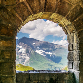 Grossglockner monument by Linda Brueckmann - Buildings & Architecture Statues & Monuments