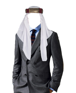 Modern Arab Suit Photo Maker - screenshot