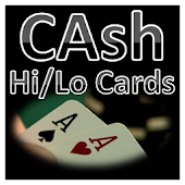 CAsh - High Low Playing Cards APK Descargar