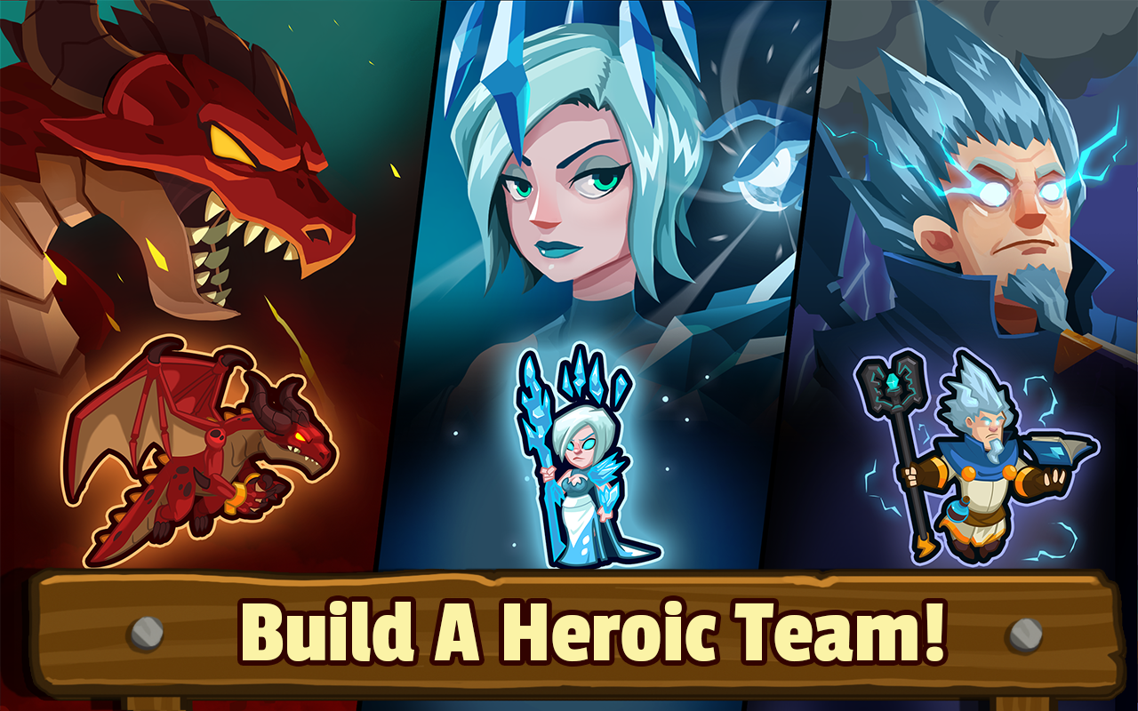 Realm Verteidigung: Hero Legends TD android spiele download