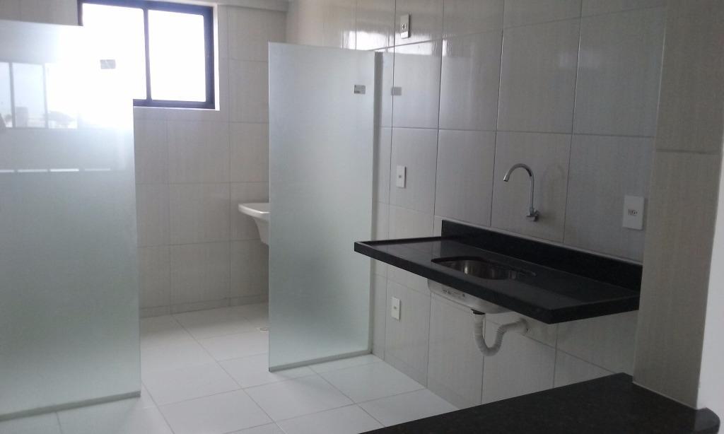 Apartamento residencial à venda, Camboinha, Cabedelo - AP4951.