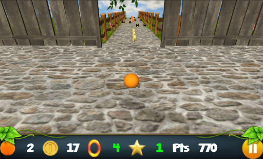 Game Rolling Orange FREE APK for Windows Phone