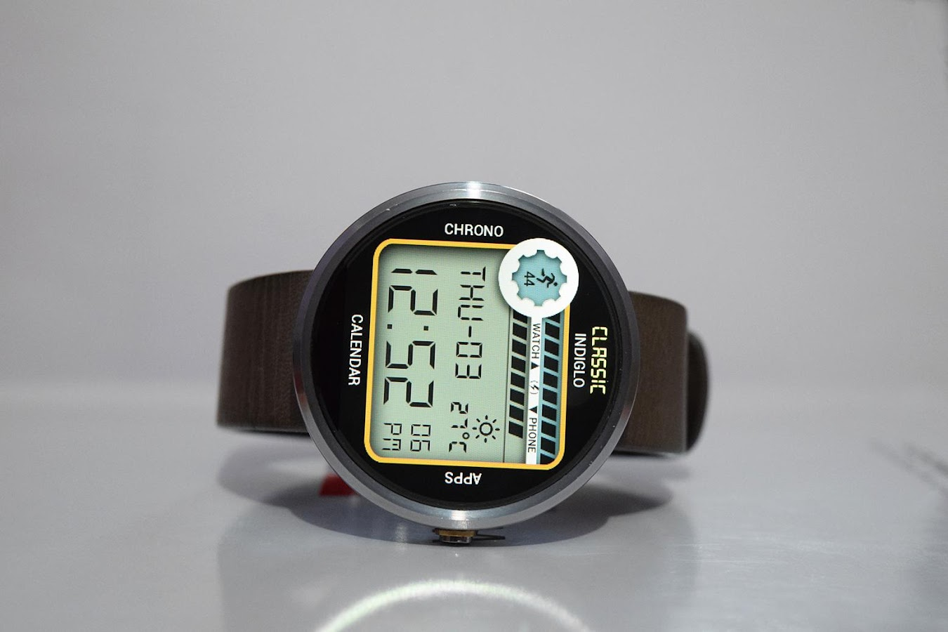 Retro Interactive Watch Face Screenshot 12