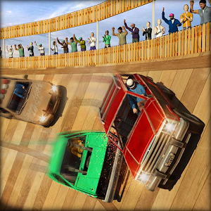Death Well Demolition Derby- Stunt Car Destruction Icon