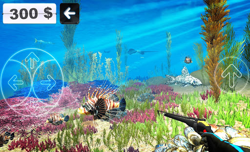 Spearfishing 3D - screenshot