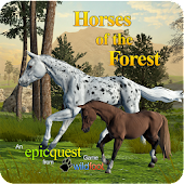 Free Horses of the Forest APK for Windows 8