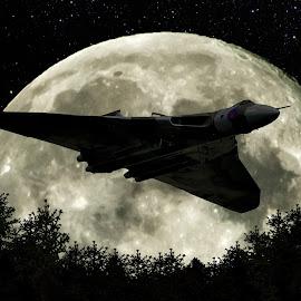 Vulcan Bomber by David Charlton Photos - Digital Art Things