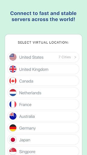 VPN Free - Betternet Hotspot VPN & Private Browser screenshot 2